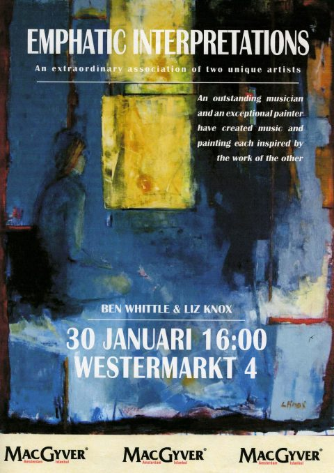 2015 Amsterdam event